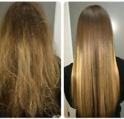 brazilian keratin makes hair more resistant to the picture 9