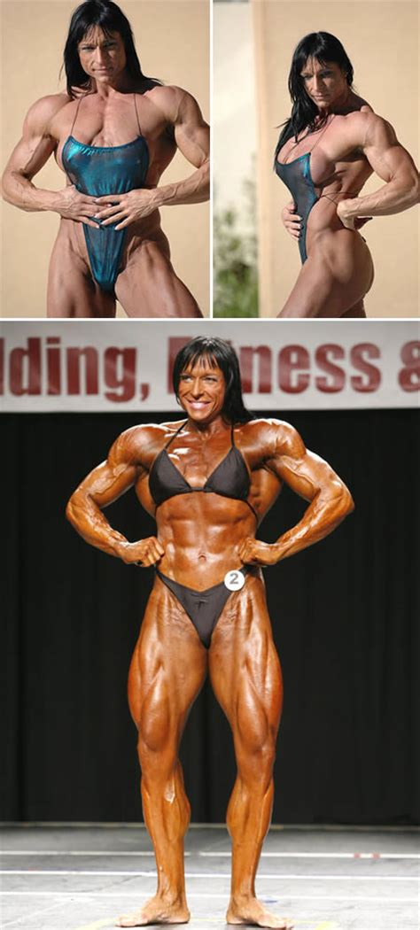 world of female muscle picture 14