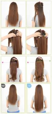 cheap hair extentions picture 13