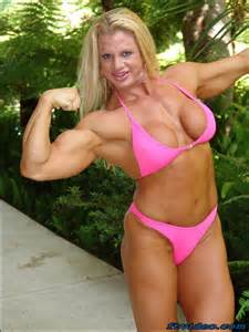 female bodybuilders who wrestle picture 10
