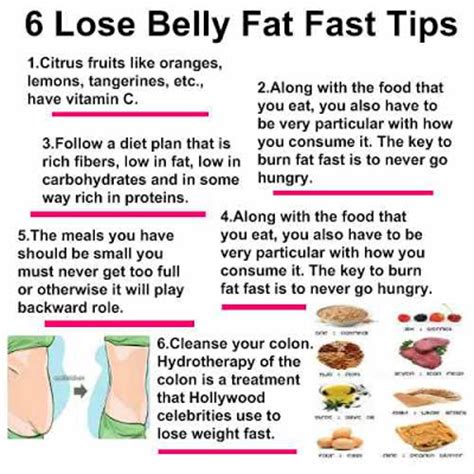 fat burning tricks and tips picture 9