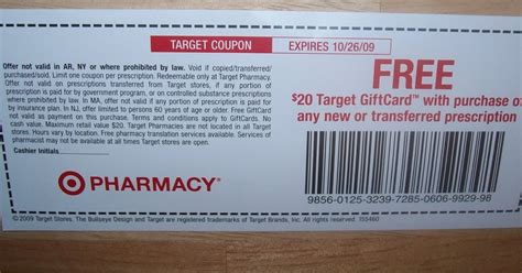 target new prescription gift card picture 2