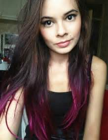 dying hair black picture 9