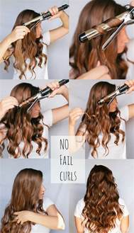 how to curl hair with hot iron picture 9
