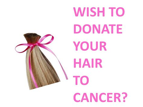 cancer need hair donation picture 2