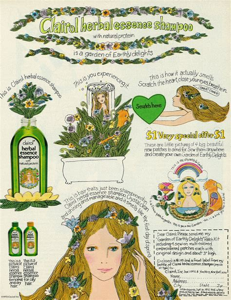 herbal essences commercial 1970's and i told two picture 9