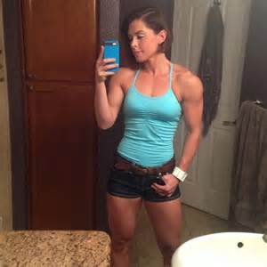 female dominant bodybuilder picture 1