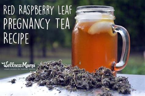 red raspberry tea and labor picture 3