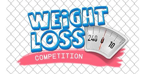 college weight loss competition picture 3