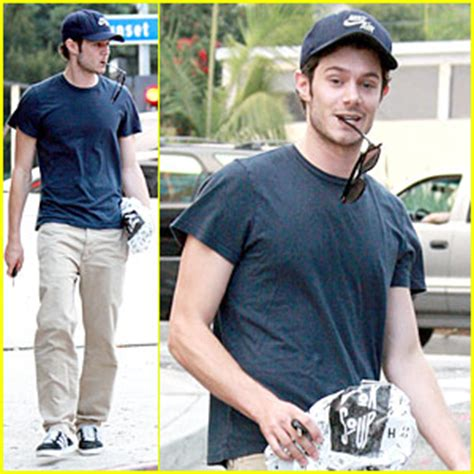 does adam brody smoke weed picture 19