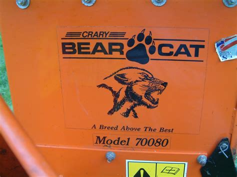 crary bearcat model 72085 picture 13
