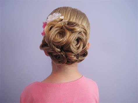 flower girl hair doos picture 17
