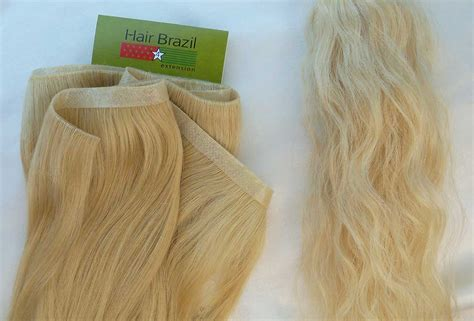 clip on hair wefts picture 13