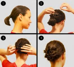 steps to putting in hair extensions picture 3