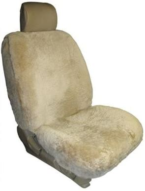 2 tone sheep skin seat covers picture 6