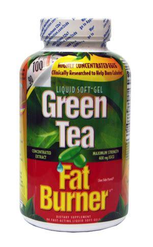 sigma fat burner green tea picture 5