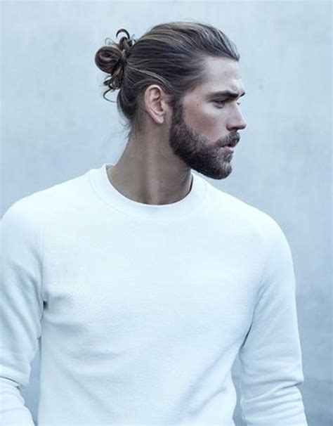 picture of men's long hair picture 5