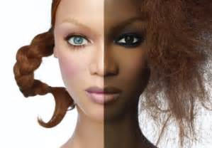 black skin vs white skin picture 9