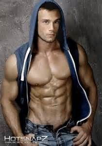 hunks muscle models picture 3