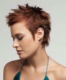 cutting short spikey hair picture 6