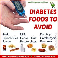 foods diabetics should avoid picture 3