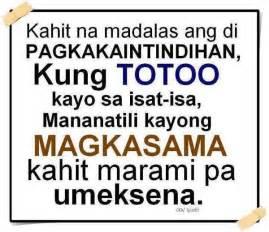 quote para sa mga taong makapal ang mukha picture 6