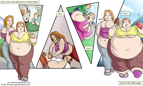 anime weight gain comics picture 2