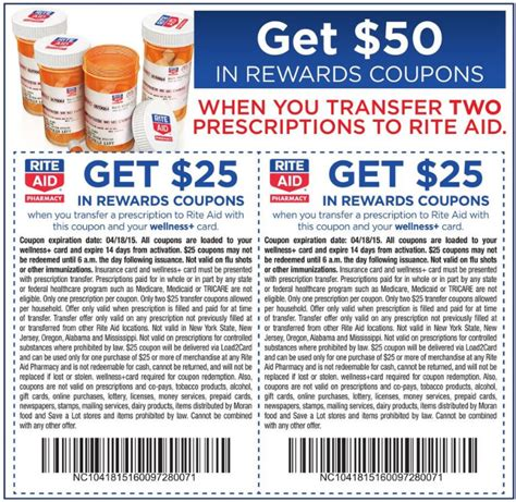 cvs prescription transfer coupon printable picture 10