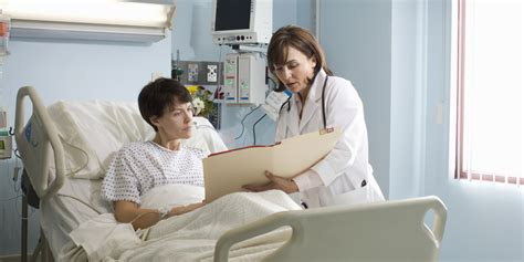 home health care woman checking patients penis picture 7