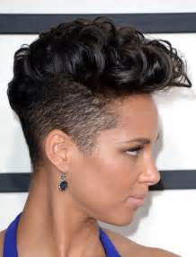 alicia keys hair picture 15