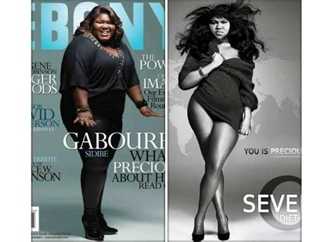 did precious lose weight pictures picture 11