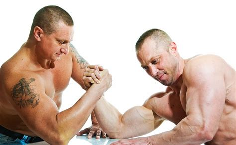 wrestling muscle men picture 9