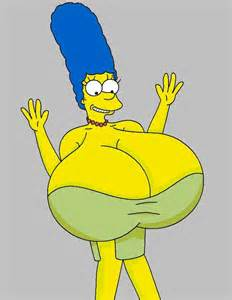 the simpson big breast picture 2