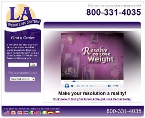 la weight loss system picture 3