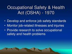 occupational saftey and health act 1970 picture 3