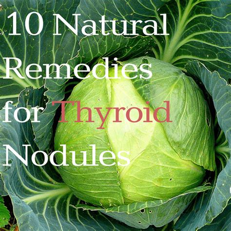 foods to dissolve thyroid nodule picture 1