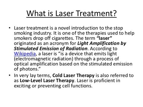 stop smoking in florida with laser. picture 8