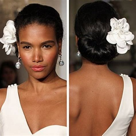 black wedding hair styles picture 1
