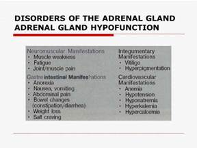 skin symptoms of adrenal disorders picture 9