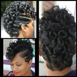 wave curl hair styles picture 10