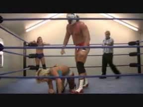mixed wrestling super girl mutiny vs weak boy picture 1