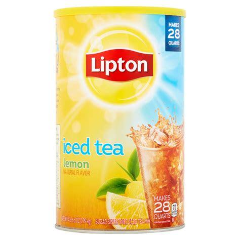 caffeine free diet lipton iced tea mix picture 3
