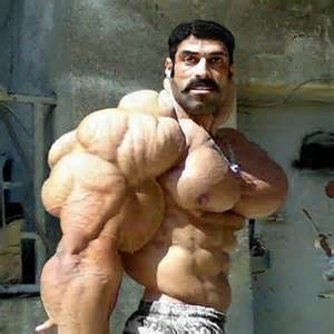 extreme muscle morphs picture 6