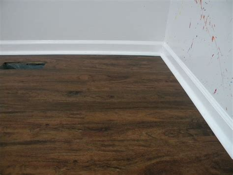 diy whiten yellowed vinyl flooring picture 1