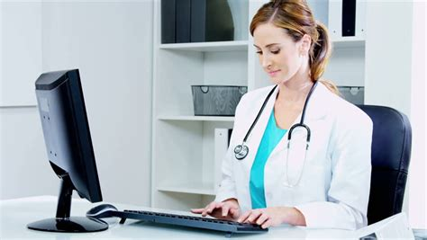 female doctor checking hernia picture 17