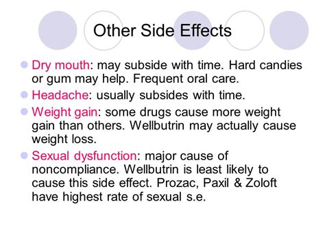 side effects of wellbutrin loss of appee picture 5