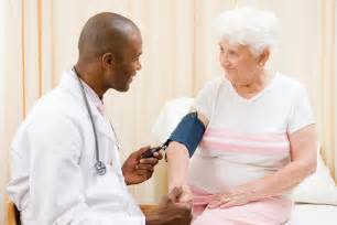 elderly on health care picture 1