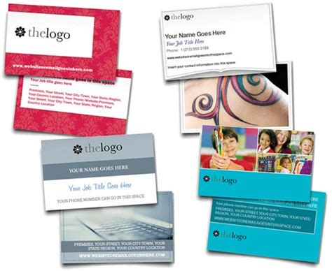 free online business cards to make picture 8
