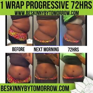 it works body wraps vs lipo body wrap picture 9