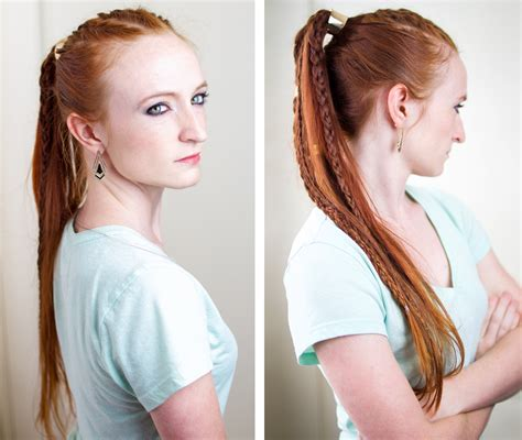 learn how to braid hair picture 10